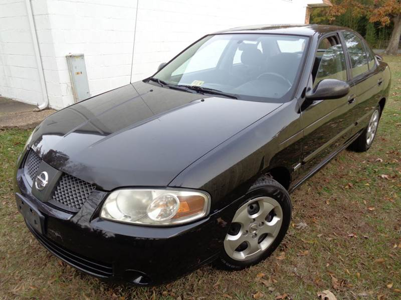 2005 nissan sentra 1 8 s 4dr sedan in chesapeake va. Black Bedroom Furniture Sets. Home Design Ideas