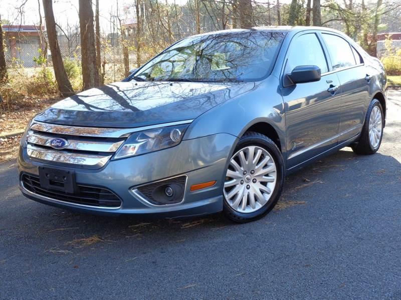 2011 ford fusion hybrid 4dr sedan in chesapeake va for Liberty motors chesapeake va
