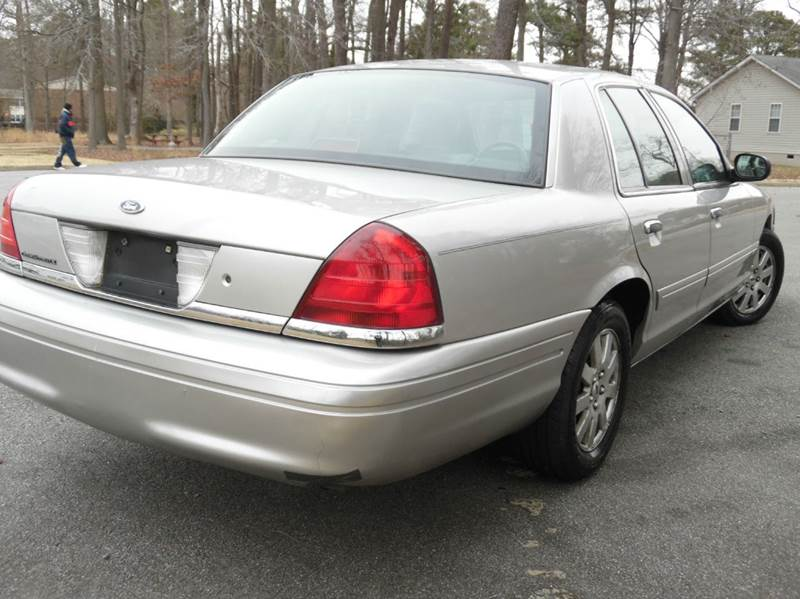 2006 ford crown victoria lx sport 4dr sedan in chesapeake. Black Bedroom Furniture Sets. Home Design Ideas