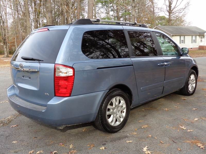 2007 kia sedona ex 4dr mini van lwb in chesapeake va for Liberty motors chesapeake va