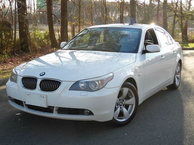 2007 Bmw 5 Series 530i 4dr Sedan In Chesapeake Va