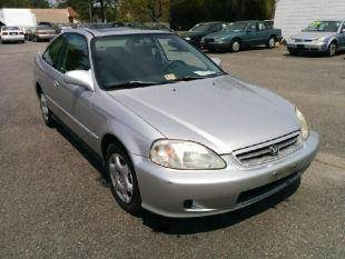 2000 Honda Civic EX 2dr Coupe   Chesapeake VA