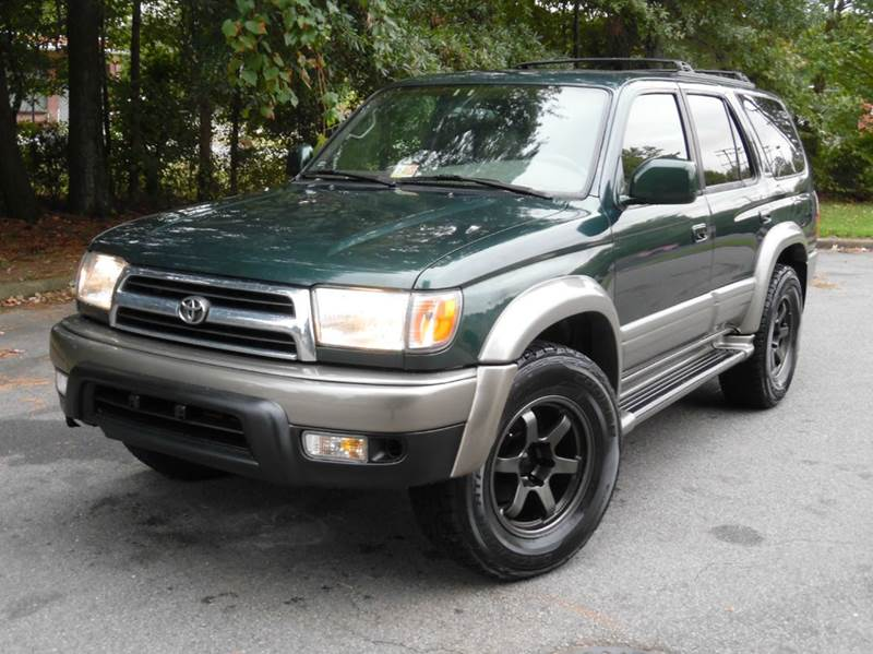 2000 Toyota 4runner 4dr Limited 4wd Suv In Chesapeake Va