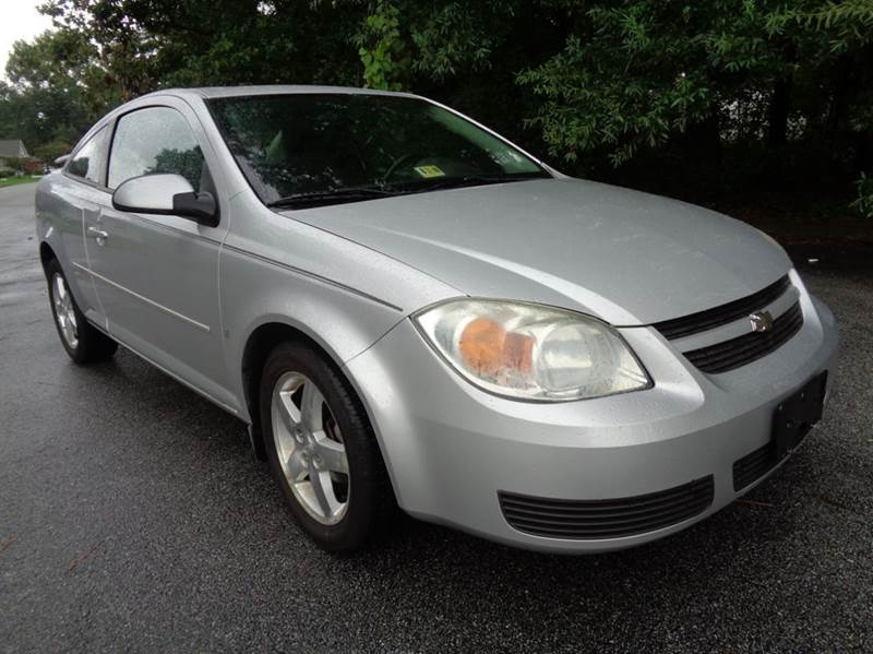 2006 Chevrolet Cobalt LT 2dr Coupe w Front and Rear Head Airbags