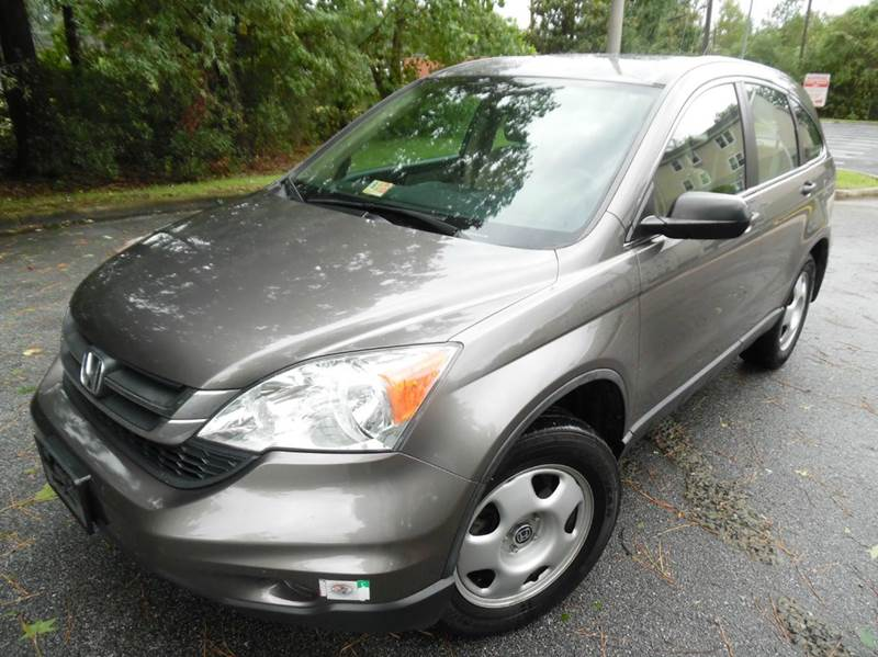 2010 Honda Cr V Lx 4dr Suv In Chesapeake Va Liberty Motors