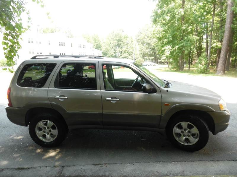 2001 mazda tribute es v6 4wd 4dr suv in chesapeake va liberty motors vehicle options sciox Image collections