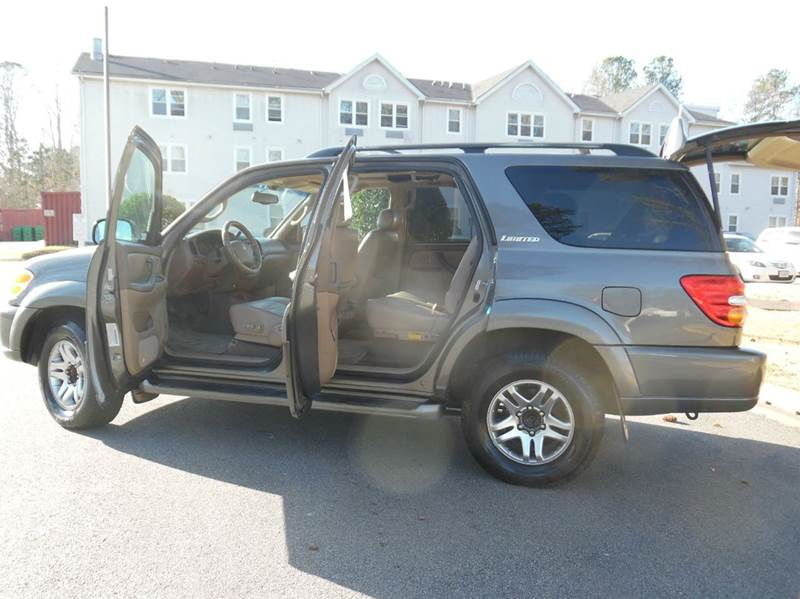 2003 Toyota Sequoia Limited 4dr Suv In Chesapeake Va