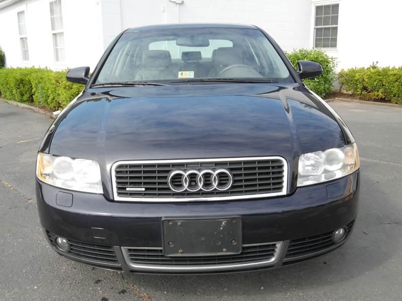 2002 audi a4 awd 1 8t quattro 4dr sedan in chesapeake va for Liberty motors chesapeake va