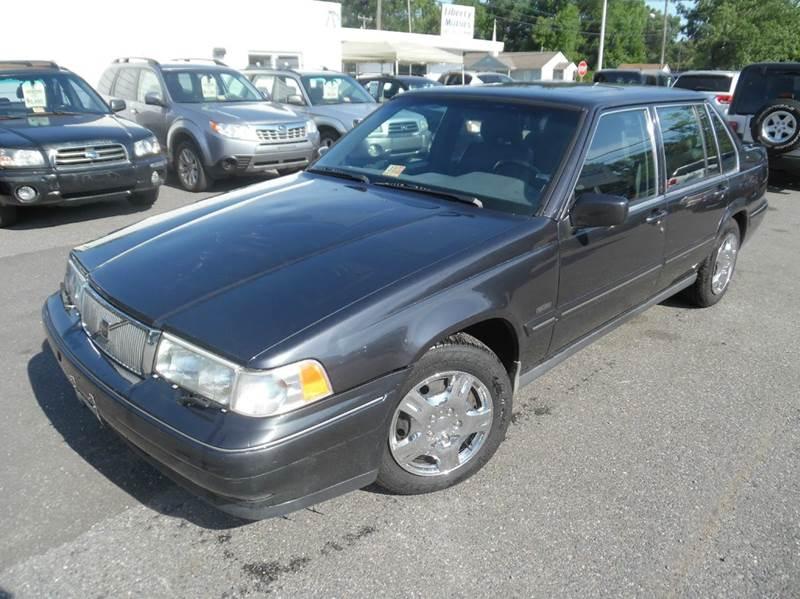 1998 volvo s90 4dr sedan in chesapeake va liberty motors for Liberty motors chesapeake va