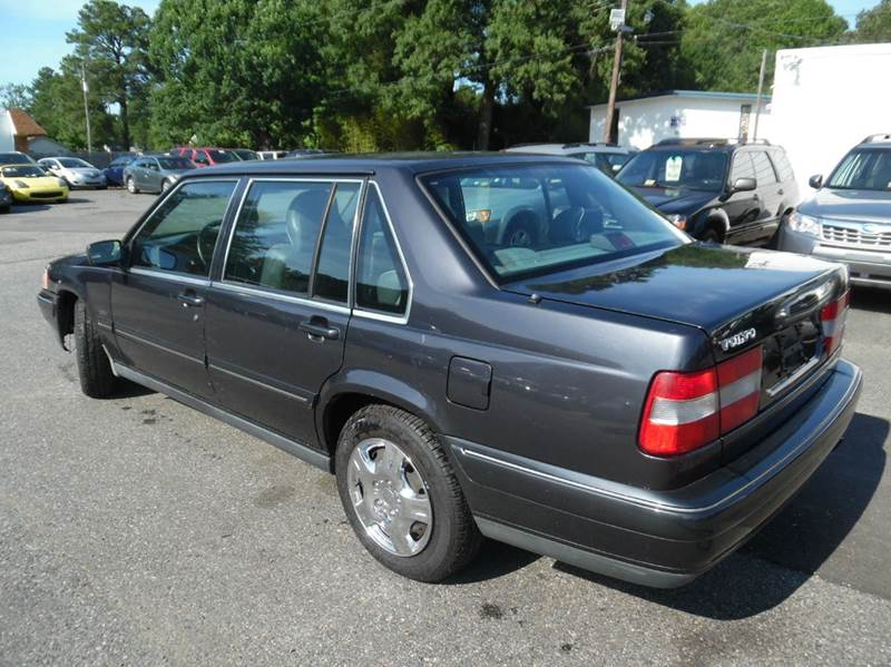 1998 Volvo S90 4dr Sedan In Chesapeake Va Liberty Motors