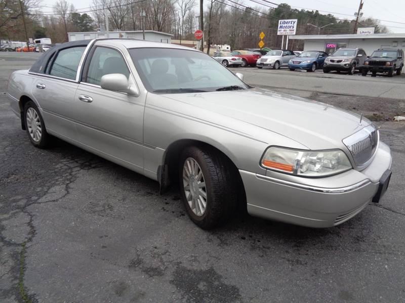2003 Lincoln Town Car Signature 4dr Sedan In Chesapeake Va Liberty