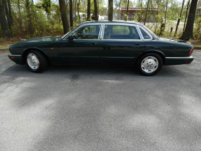 1997 Jaguar Xj Series Xj6l 4dr Sedan In Chesapeake Va