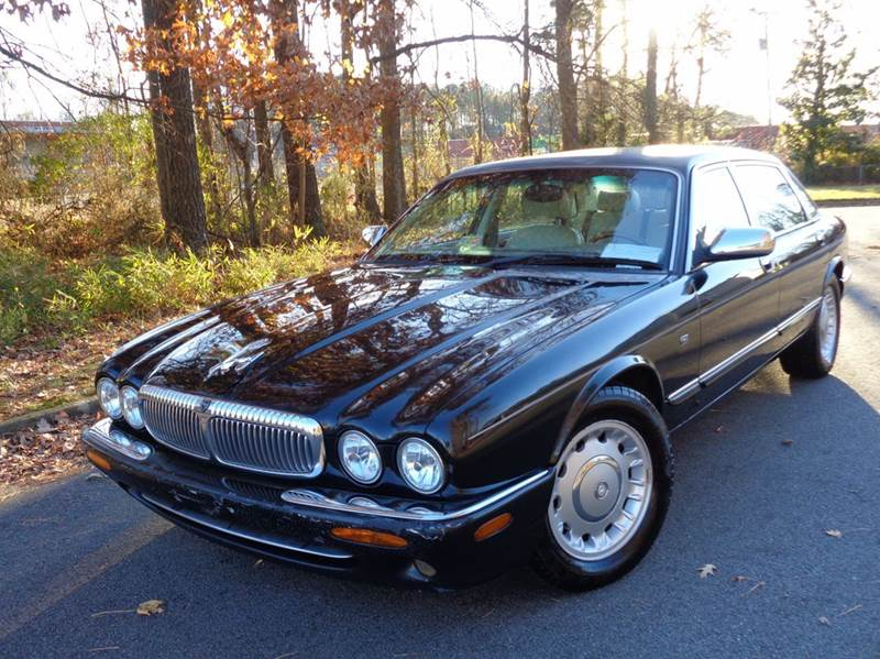 1999 Jaguar Xj Series Vanden Plas 4dr Sedan In Chesapeake