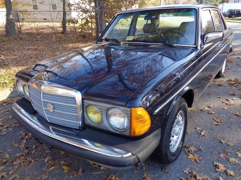 Mercedes benz 300 class for sale for Liberty motors chesapeake va