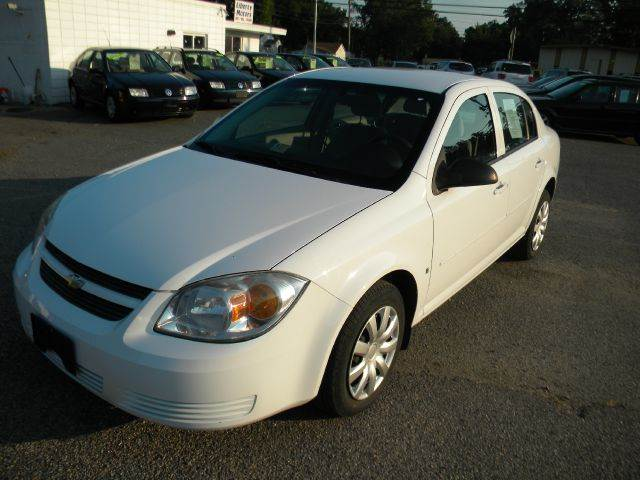 2008 Chevrolet Cobalt Ls Sedan In Chesapeake Va Liberty