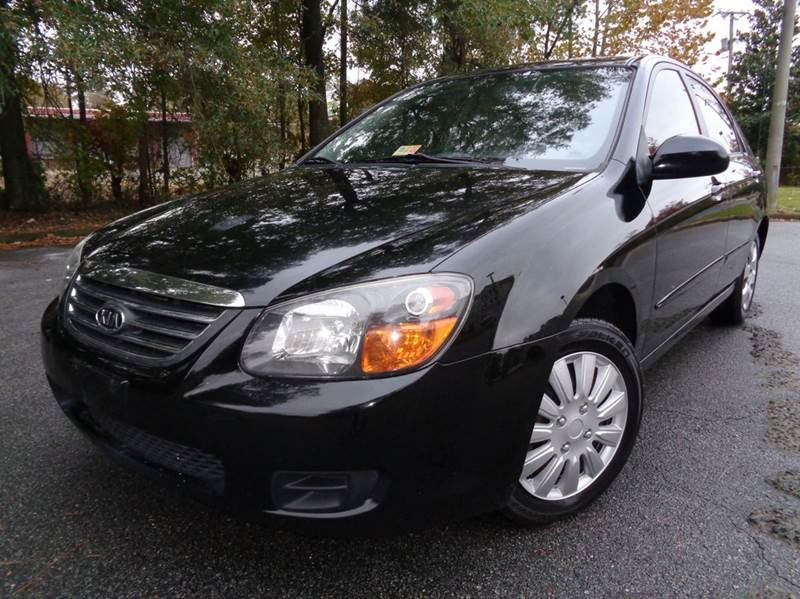 2009 Kia Spectra Ex 4dr Sedan 4a In Chesapeake Va