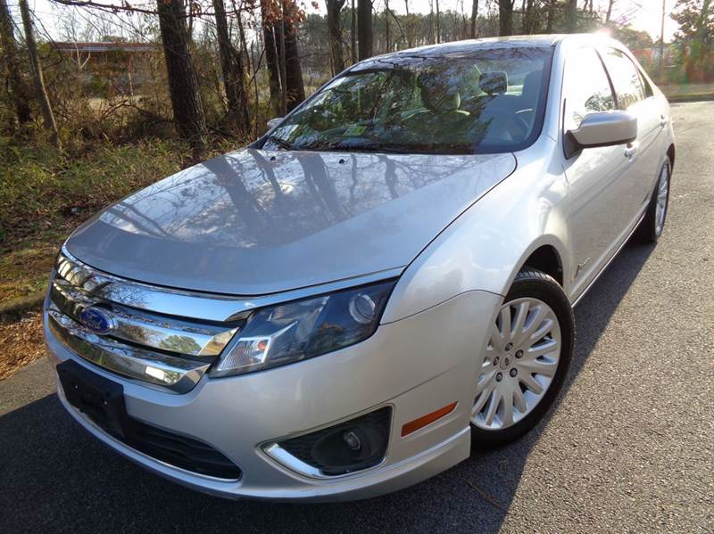 2011 Ford Fusion Hybrid 4dr Sedan In Chesapeake Va