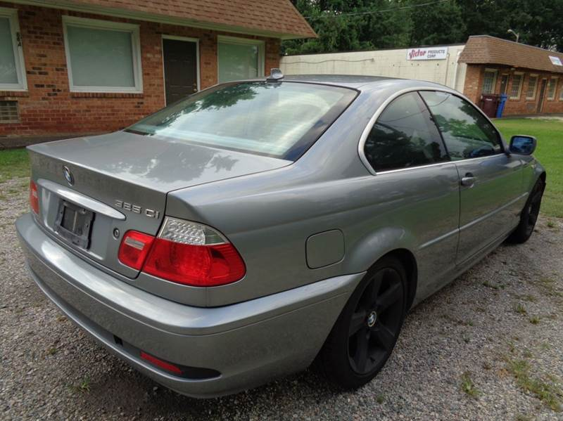 2004 Bmw 3 Series 325Ci 2dr Coupe In Chesapeake VA - Liberty Motors