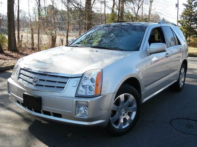 2007 Cadillac Srx Awd V6 4dr Suv 3 6 6cyl 5a In