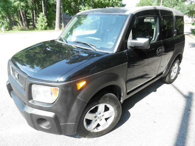 2003 Honda Element Awd Ex 4dr Suv In Chesapeake Va