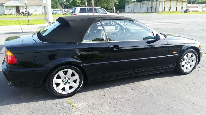 2001 Bmw 3 Series 325Ci 2dr Convertible In Chesapeake VA