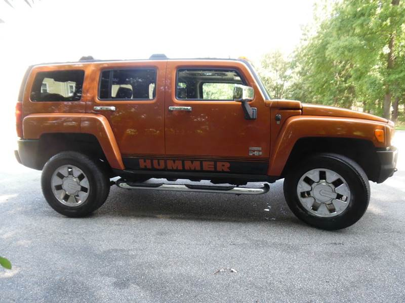 2007 Hummer H3 Luxury 4dr Suv 4wd In Chesapeake Va