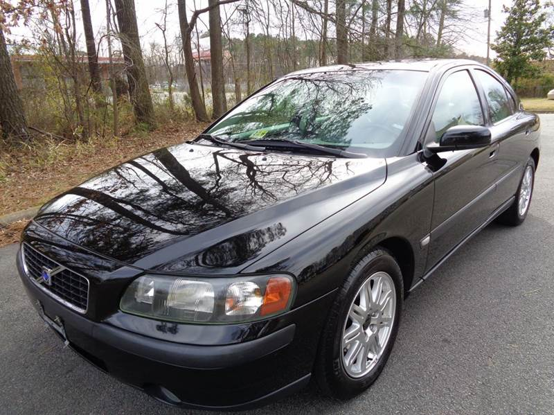 2004 volvo s60 2 4 4dr sedan in chesapeake va liberty motors