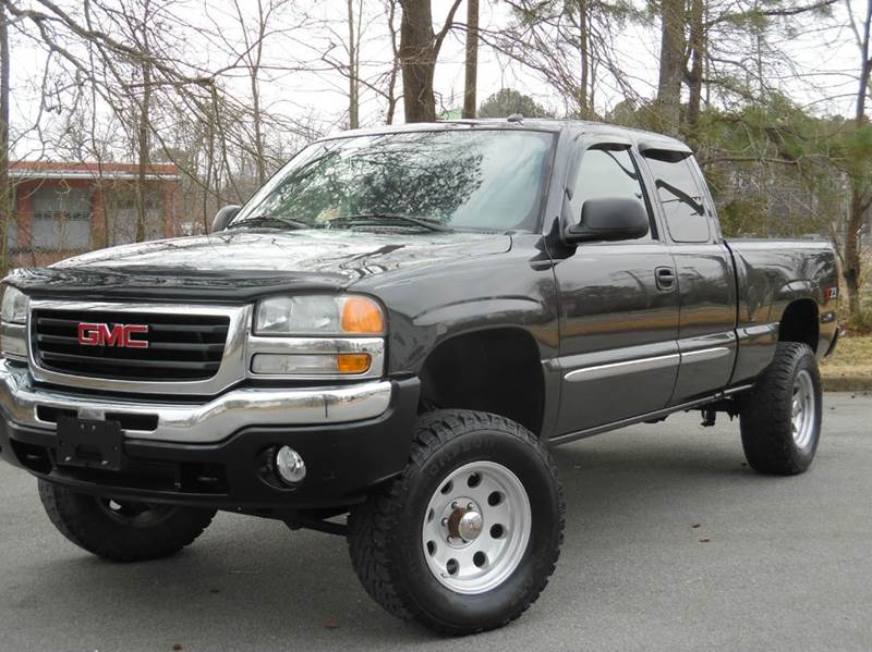 2005 gmc sierra 1500 4dr extended cab 4wd sb in chesapeake va liberty motors. Black Bedroom Furniture Sets. Home Design Ideas