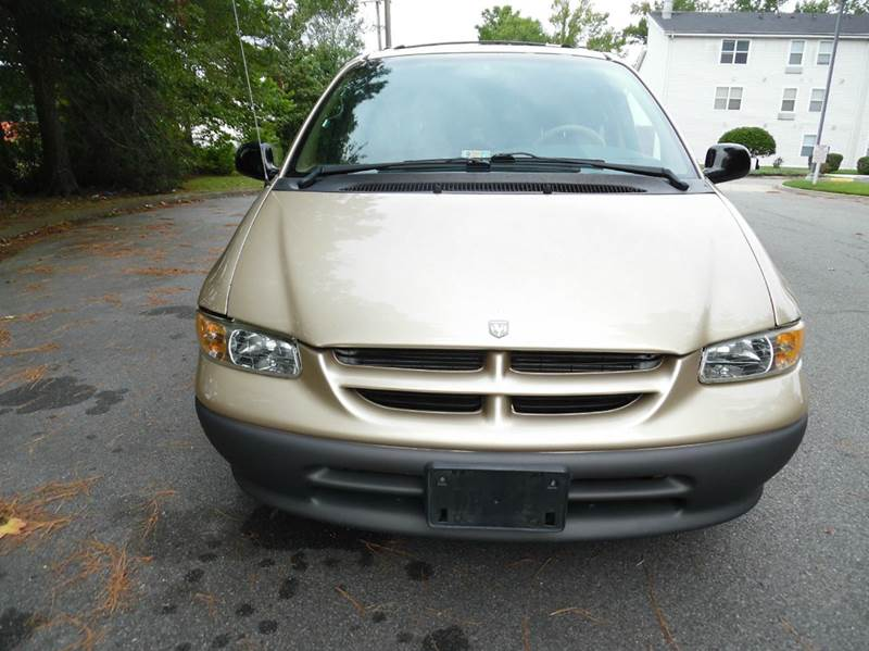 1998 Dodge Grand Caravan 4dr Es Extended Mini Van In