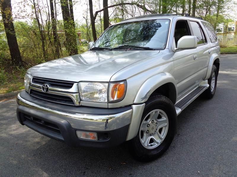 2002 Toyota 4Runner SR5 2WD 4dr SUV   Chesapeake VA