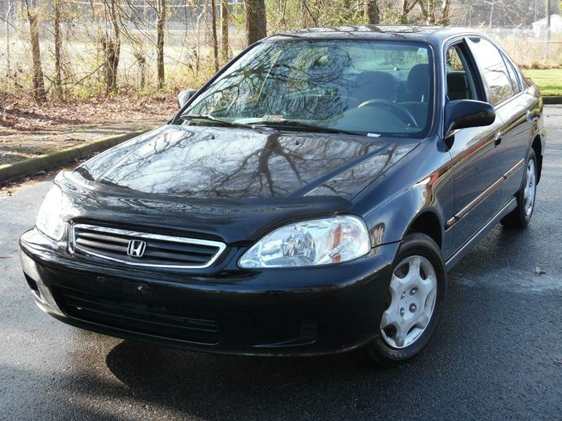 2000 Honda Civic Ex 4dr Sedan In Chesapeake Va Liberty