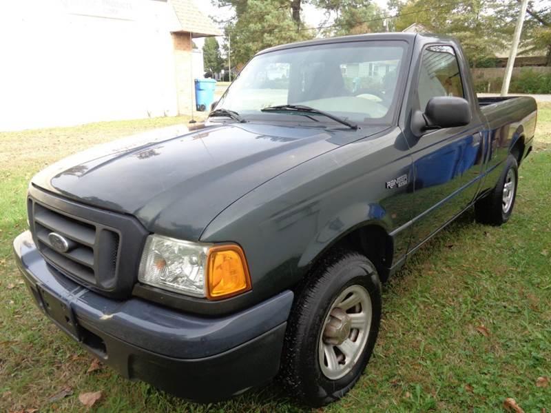 2004 ford ranger for sale for Liberty motors chesapeake va