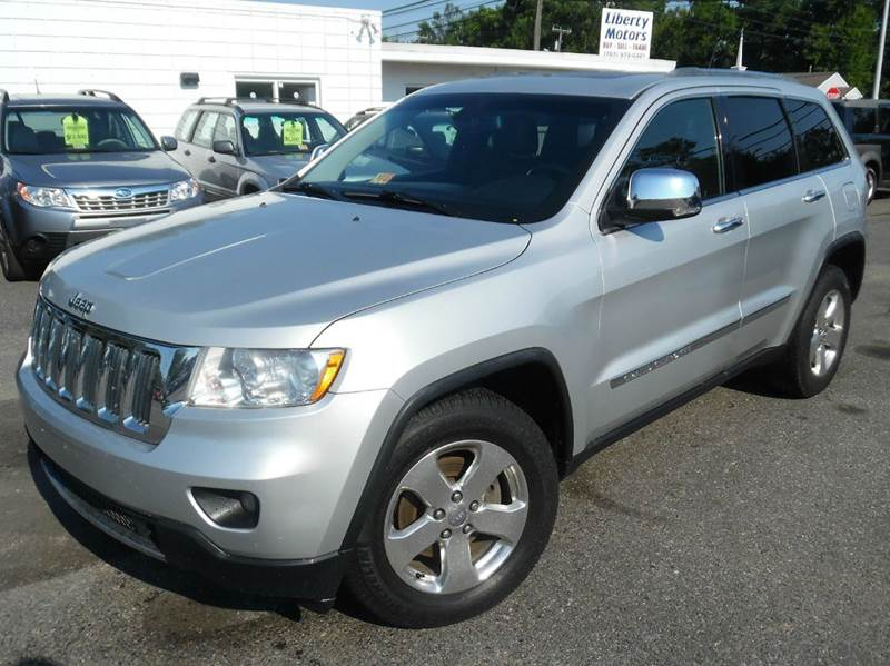 2011 Jeep Grand Cherokee 4x4 Limited 4dr Suv In Chesapeake