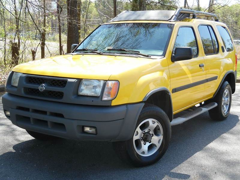 2000 nissan xterra 4dr se 4wd suv in chesapeake va. Black Bedroom Furniture Sets. Home Design Ideas