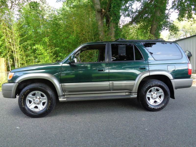 2000 toyota 4runner 4dr limited 4wd suv in chesapeake va. Black Bedroom Furniture Sets. Home Design Ideas