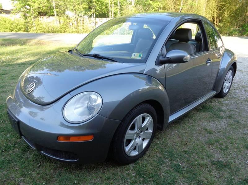 2006 vw beetle car manual