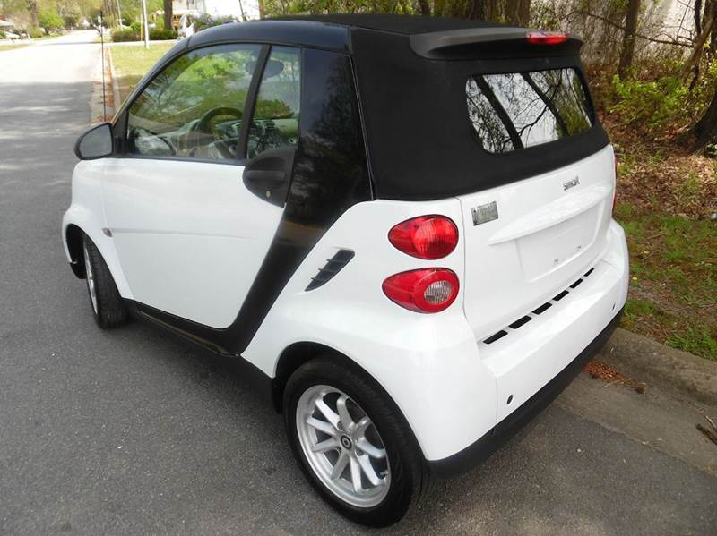 2009 smart fortwo passion cabriolet 2dr cabriolet in for Liberty motors chesapeake va