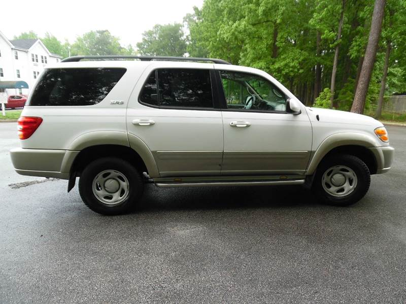 2004 Toyota Sequoia Sr5 4dr Suv In Chesapeake Va Liberty