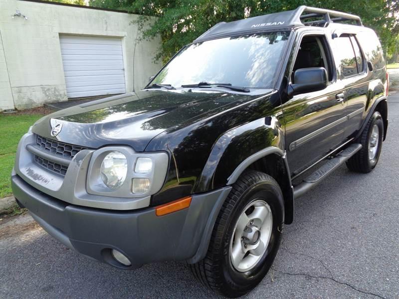 2004 Nissan Xterra 4dr SE Supercharged 4WD SUV   Chesapeake VA