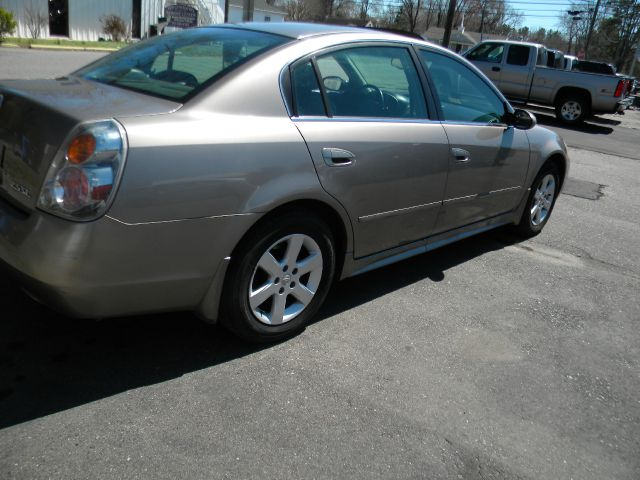 2003 nissan altima 2.5 sl 4dr sedan in chesapeake va - liberty motors