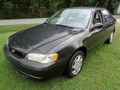 1998 Toyota Corolla for sale in Chesapeake, VA