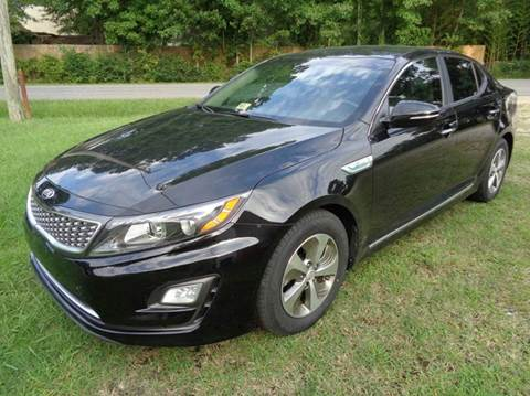 2014 Kia Optima Hybrid for sale in Chesapeake, VA