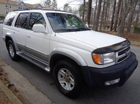 1999 Toyota 4Runner For Sale In Chesapeake, VA