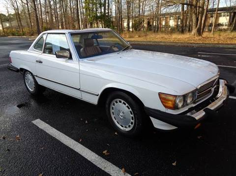 1987 Mercedes-Benz 560-Class for sale in Chesapeake, VA