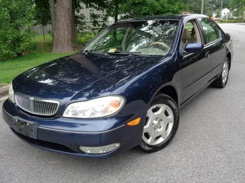 2001 Infiniti I30 for sale in Chesapeake, VA