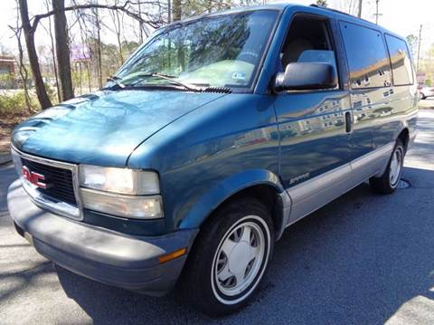 2000 GMC Safari for sale in Chesapeake, VA
