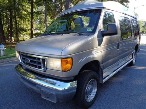 2003 Ford E-250 WHEELCHAIR VAN  for sale in Chesapeake, VA