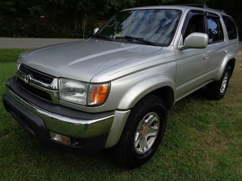 2002 Toyota 4Runner for sale in Chesapeake, VA