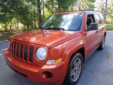 2009 Jeep Patriot for sale in Chesapeake, VA