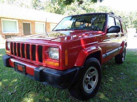 2001 Jeep Cherokee for sale in Chesapeake, VA